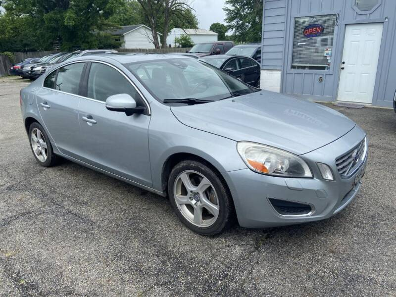 2013 Volvo S60 for sale at Stiener Automotive Group in Galloway OH