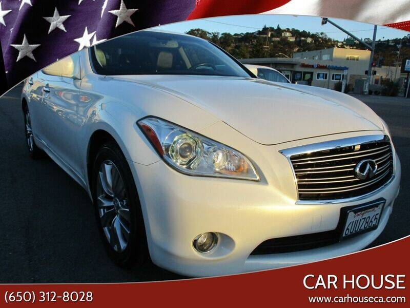 2012 Infiniti M37 for sale at Car House in San Mateo CA