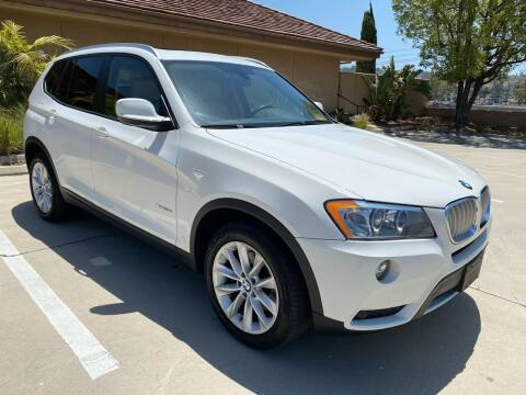 2013 BMW X3 for sale at 7 Auto Group in Anaheim CA