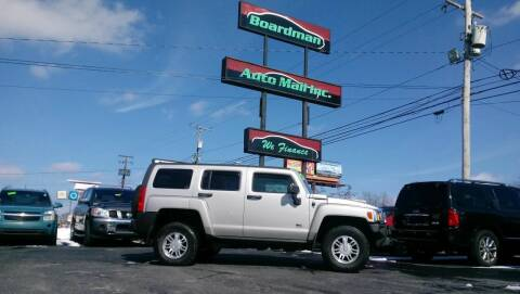 2006 HUMMER H3 for sale at Boardman Auto Mall in Boardman OH