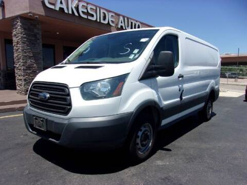2016 Ford Transit Cargo for sale at Lakeside Auto Brokers Inc. in Colorado Springs CO