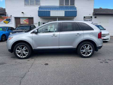 2013 Ford Edge for sale at Twin City Motors in Grand Forks ND