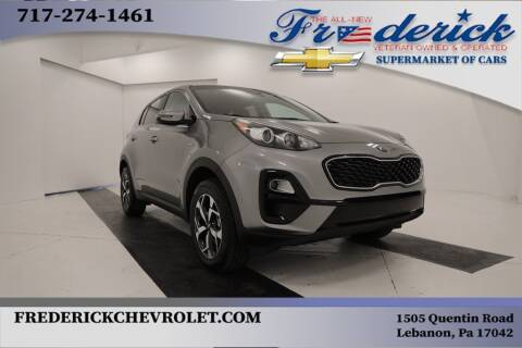 2020 Kia Sportage for sale at Lancaster Pre-Owned in Lancaster PA