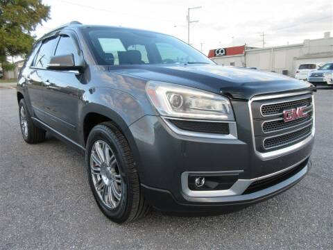 2013 GMC Acadia for sale at Cam Automotive LLC in Lancaster PA
