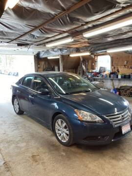 2013 Nissan Sentra for sale at Lavictoire Auto Sales in West Rutland VT