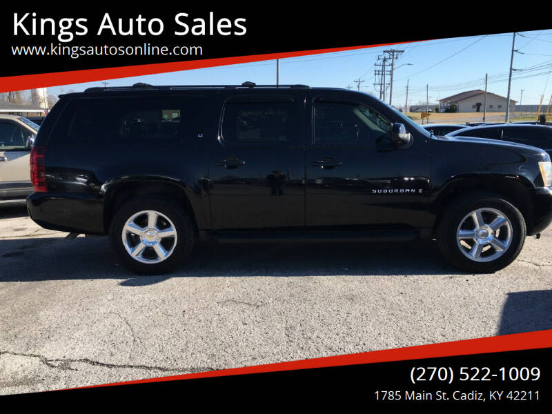 2008 Chevrolet Suburban for sale at Kings Auto Sales in Cadiz KY