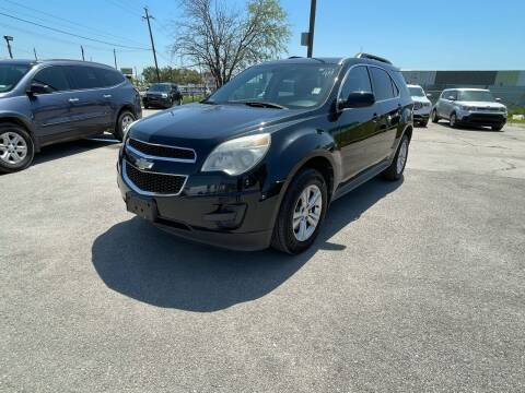 2011 Chevrolet Equinox for sale at RODRIGUEZ MOTORS CO. in Houston TX