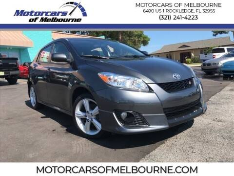 2009 Toyota Matrix for sale at Motorcars of Melbourne in Rockledge FL