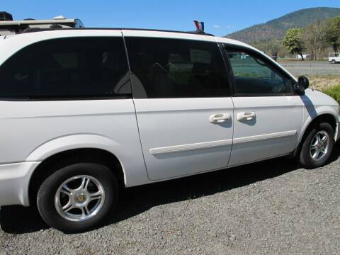 2005 Dodge Grand Caravan for sale at Oregon RV Outlet LLC - Travel Trailers in Grants Pass OR