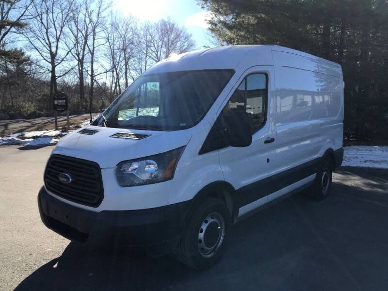 2019 Ford Transit Cargo for sale at Nala Equipment Corp in Upton MA