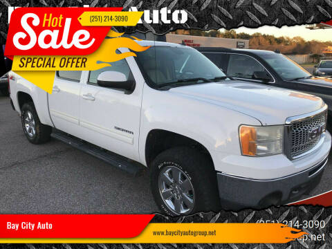 2011 GMC Sierra 1500 for sale at Bay City Auto's in Mobile AL