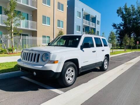 2014 Jeep Patriot for sale at LA Motors Miami in Miami FL
