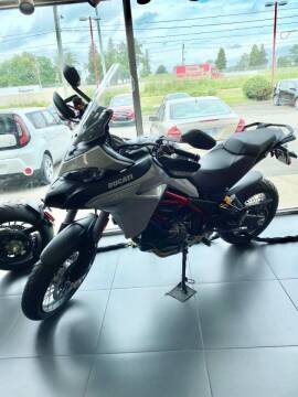2019 Ducati Multistrada 950 for sale at Peninsula Motor Vehicle Group in Oakville NY