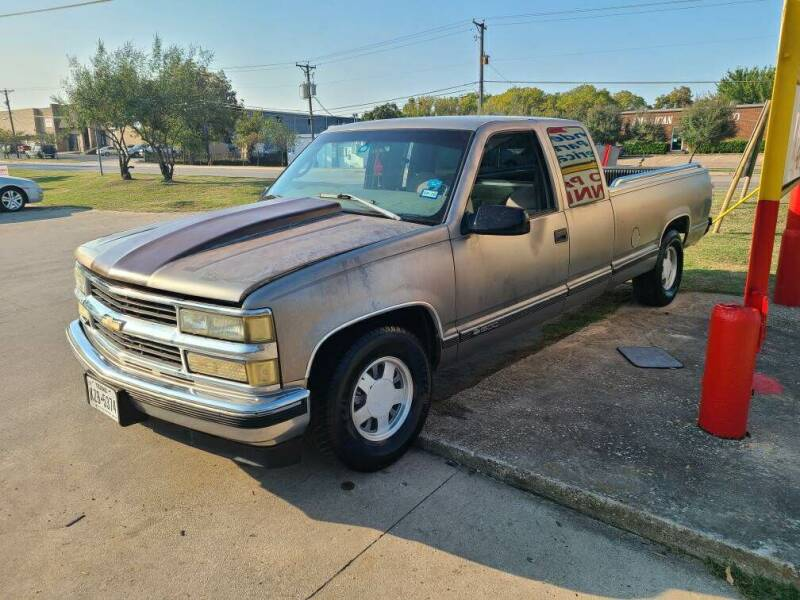 1999 Chevrolet Silverado 1500 SS Classic for sale at A&A Pickup & Van Parts, Inc. in Kennedale TX