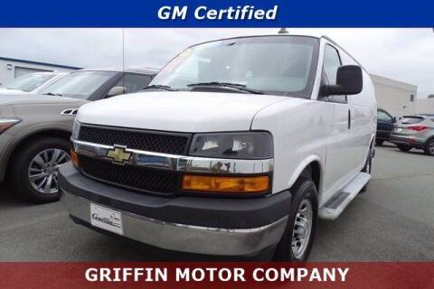 2019 Chevrolet Express Cargo for sale at Griffin Buick GMC in Monroe NC