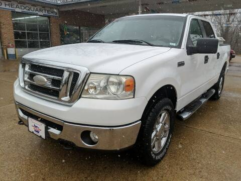 2008 Ford F-150 for sale at County Seat Motors East in Union MO