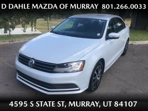 2017 Volkswagen Jetta for sale at D DAHLE MAZDA OF MURRAY in Salt Lake City UT