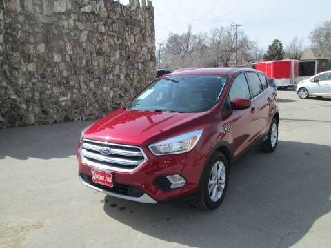 2017 Ford Escape for sale at Stagner INC in Lamar CO