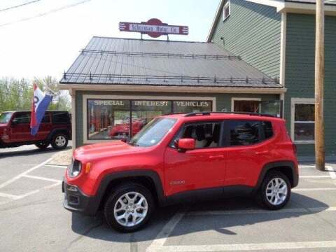 2017 Jeep Renegade for sale at SCHURMAN MOTOR COMPANY in Lancaster NH