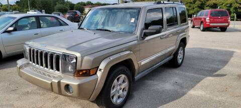 2006 Jeep Commander for sale at Kelly & Kelly Supermarket of Cars in Fayetteville NC