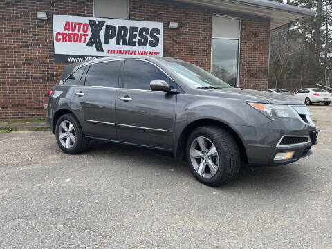 2012 Acura MDX for sale at Auto Credit Xpress in Benton AR