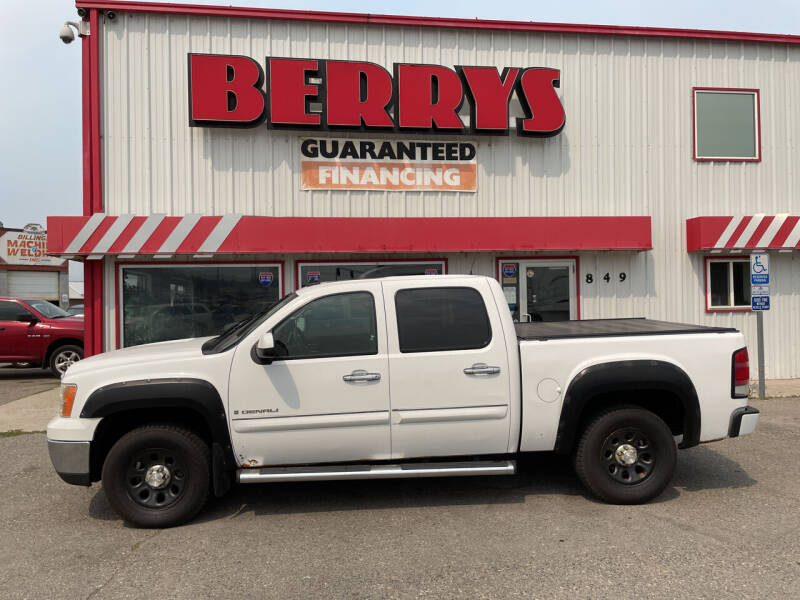 2009 GMC Sierra 1500HD Classic for sale at Berry's Cherries Auto in Billings MT