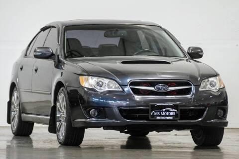 2008 Subaru Legacy for sale at MS Motors in Portland OR