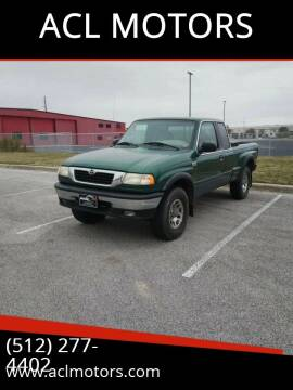 2000 Mazda B-Series Pickup for sale at ACL MOTORS in Austin TX