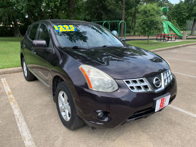 2013 Nissan Rogue for sale at B & M Car Co in Conroe TX