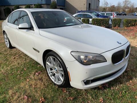 2011 BMW 7 Series for sale at Essen Motor Company, Inc in Lebanon TN