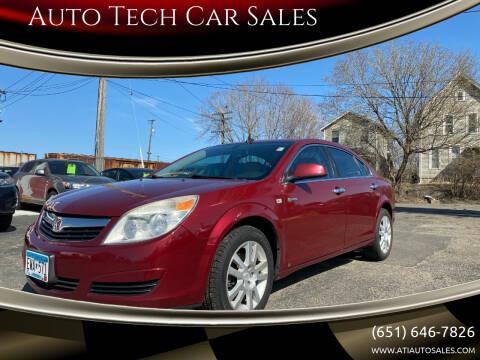 2009 Saturn Aura for sale at Auto Tech Car Sales in Saint Paul MN