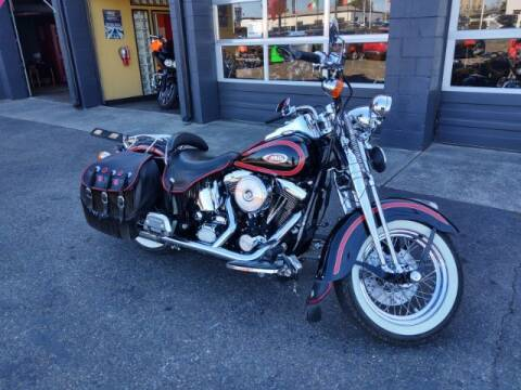 1998 Harley-Davidson FLSTS for sale at Goodfella's  Motor Company in Tacoma WA