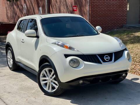 2012 Nissan JUKE for sale at Unique Motors of Tampa in Tampa FL
