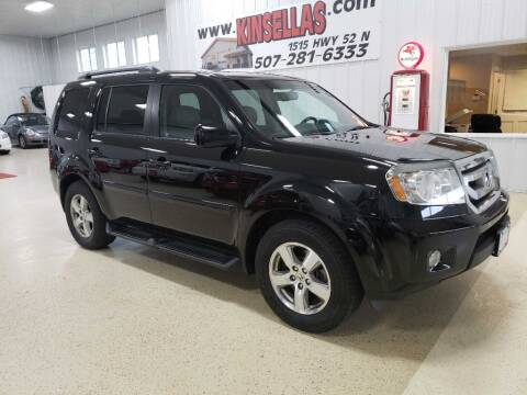 2011 Honda Pilot for sale at Kinsellas Auto Sales in Rochester MN