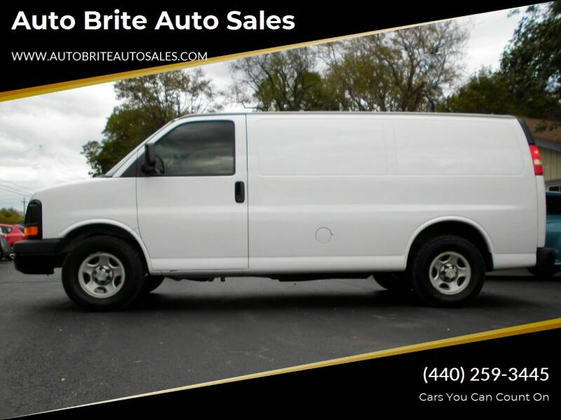 2008 Chevrolet Express Cargo 1500 3dr Cargo Van - Perry OH