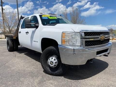 2011 Chevrolet Silverado 3500HD for sale at UNITED Automotive in Denver CO