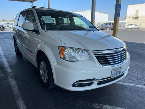 2012 Chrysler Town and Country for sale at Express Auto Sales in Sacramento CA