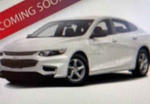 2019 Chevrolet Malibu for sale at Del Sol Auto Mart in Des Plaines IL