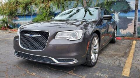 2017 Chrysler 300 for sale at ADVANTAGE AUTO SALES INC in Bell CA