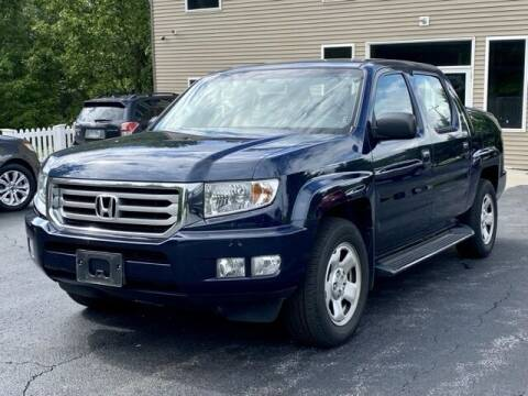 2012 Honda Ridgeline for sale at Ron's Automotive in Manchester MD