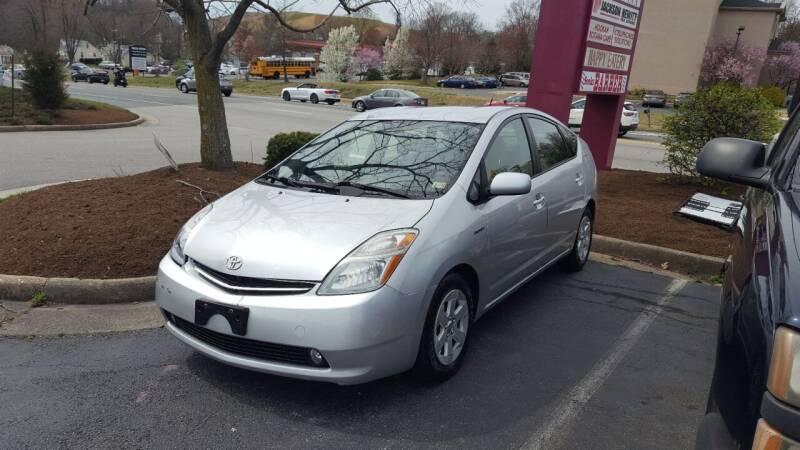 2009 Toyota Prius for sale at Economy Auto Sales in Dumfries VA
