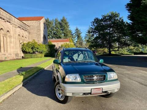 2000 Suzuki Grand Vitara for sale at EZ Deals Auto in Seattle WA