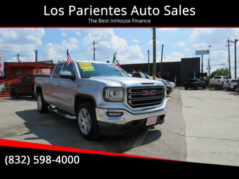 2016 GMC Sierra 1500 for sale at Los Parientes Auto Sales in Houston TX