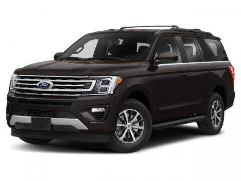 2020 Ford Expedition for sale at Hawk Ford of St. Charles in St Charles IL