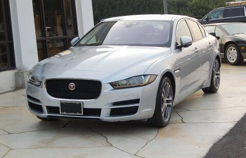 2017 Jaguar XE for sale at Avi Auto Sales Inc in Magnolia NJ