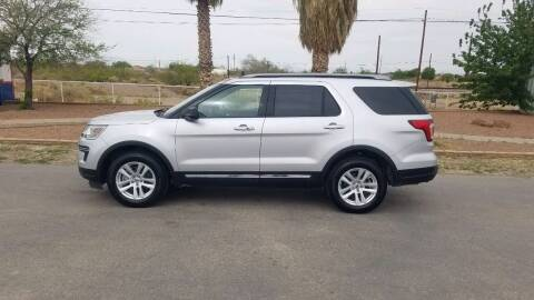 2018 Ford Explorer for sale at Ryan Richardson Motor Company in Alamogordo NM
