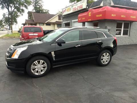 2010 Cadillac SRX for sale at Economy Motors in Muncie IN