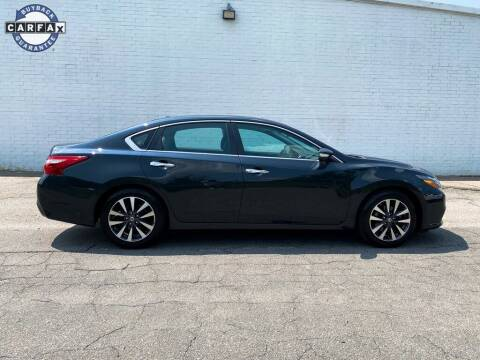2017 Nissan Altima for sale at Smart Chevrolet in Madison NC