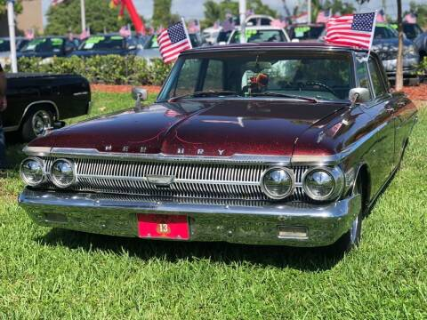 1962 Mercury Monterey for sale at KD's Auto Sales in Pompano Beach FL