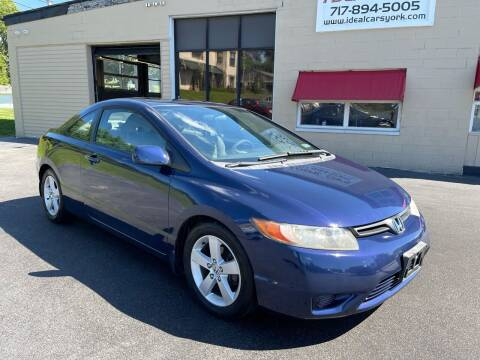 2007 Honda Civic for sale at I-Deal Cars LLC in York PA